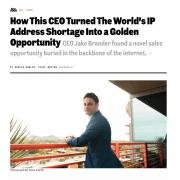 BranderGroup Published in Inc Magazine 2021